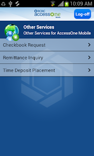 RCBC AccessOne-Mobile - screenshot thumbnail