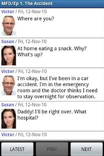 Messaging Family Drama Free- screenshot thumbnail