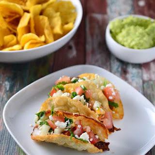 Mini Chorizo Tacos