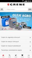 Screenshot of www.sklep-grene.pl