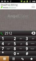 Screenshot of Angel Dialer (Free)