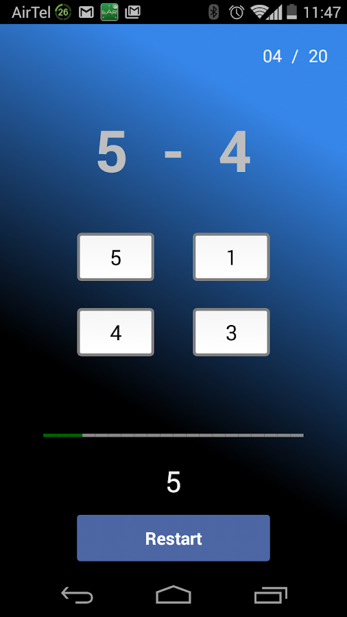 Brain Practice - A Brain Tuner- screenshot