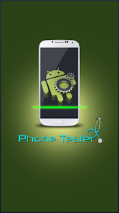 Phone Tester - screenshot thumbnail