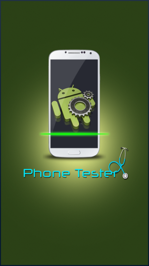 Phone Tester - screenshot