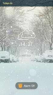 Morning with Weather- screenshot thumbnail