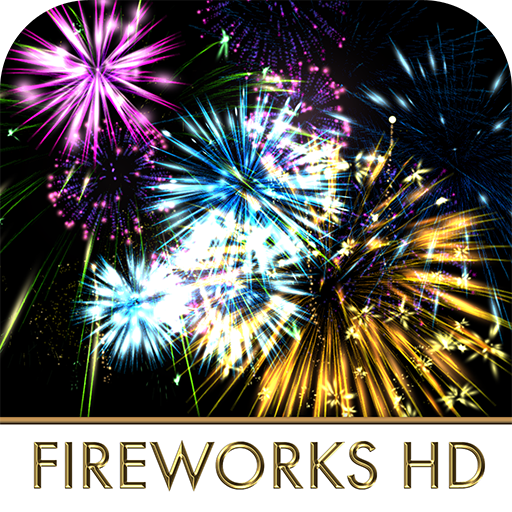 娛樂App|Fireworks HD Worldwide Edition LOGO-3C達人阿輝的APP