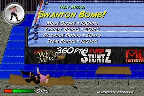 Flash StuntZ (Wrestling) - screenshot thumbnail