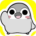 Pesoguin Clock Widget (watch)