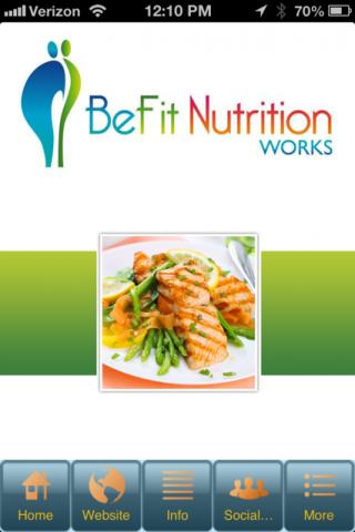 BeFit Nutrition Works