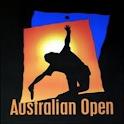 Australian Open Radio logo