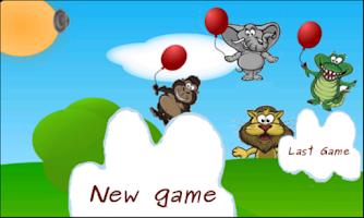 Screenshot of Animals Game for Kids