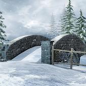 Hidden Garden Winter