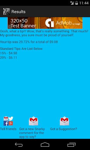 玩財經App|Tip Calc-itude(Tip Calculator)免費|APP試玩
