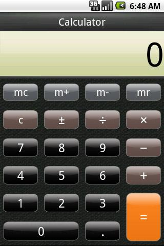 Calculator Free - screenshot