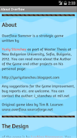 Screenshot of Overflow