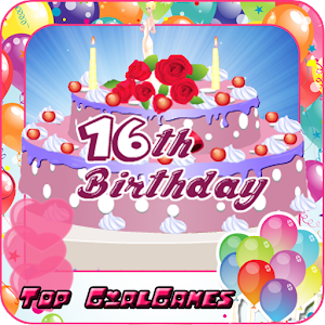 16th birthday cake maker girls for PC and MAC