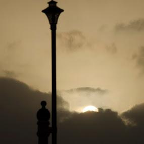 Sunrise @ Jami Masjid by Palak Patel - Landscapes Sunsets & Sunrises