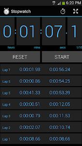 Stopwatch & Timer v1.35