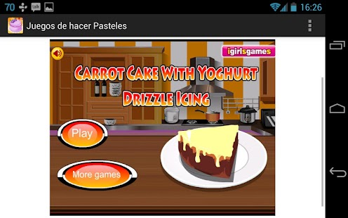 Making Cakes Games - screenshot thumbnail