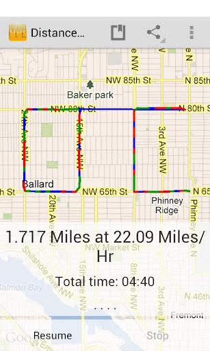 免費旅遊App Distance Calculator 阿達玩APP