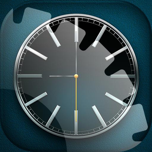 动态壁纸黑色时钟 個人化 App Store-癮科技App