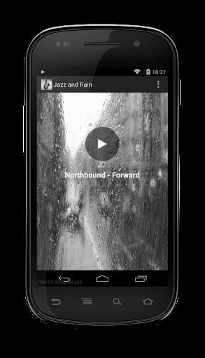 Jazz and Rain