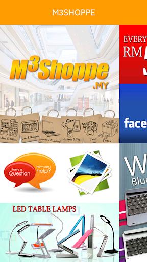 【免費購物App】M3Shoppe-APP點子