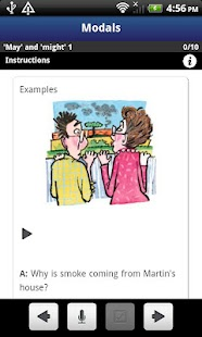 English Grammar in Use - screenshot thumbnail