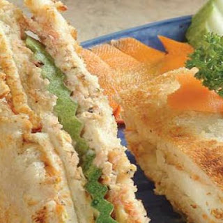 Oats Club Sandwich