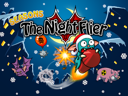 The Night Flier: Seasons- screenshot thumbnail