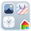 Soft Button dodol theme icon