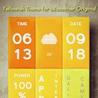 Yellowish Theme ssLauncher OR icon