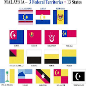 Malaysia State Flag Quiz