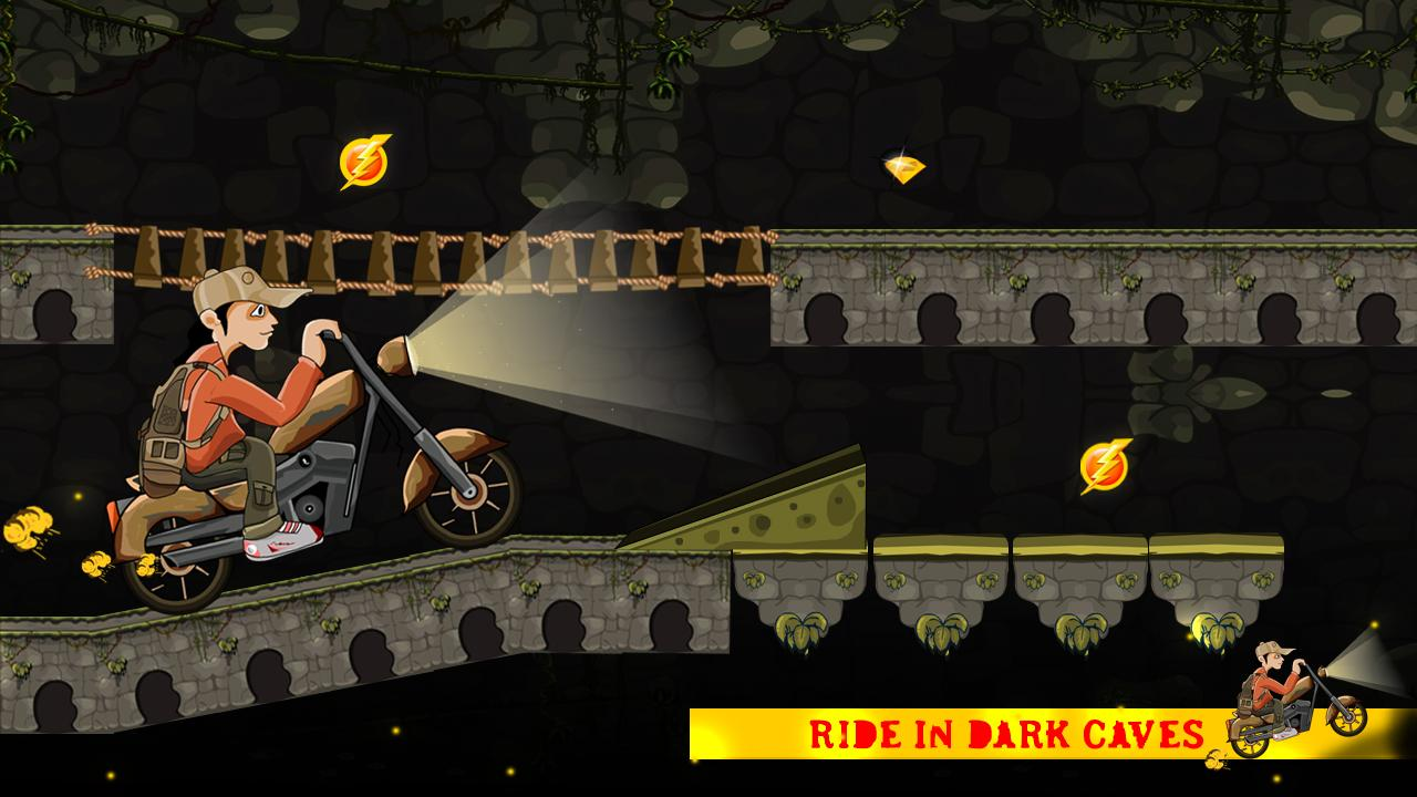Falling Bridge- screenshot