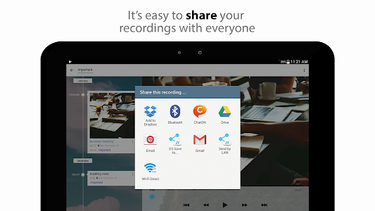 Skyro pro Voice Recorder v2.1.16