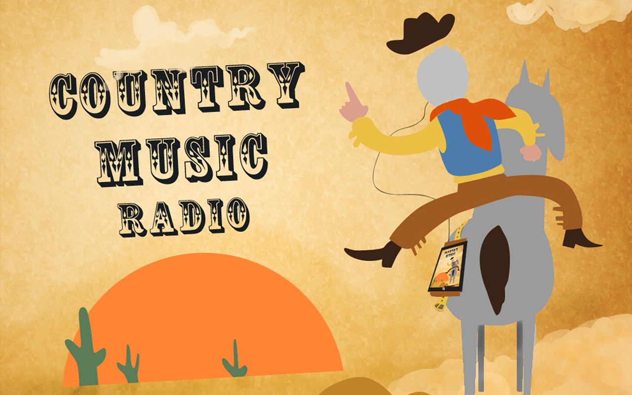 Country Music RADIO - screenshot