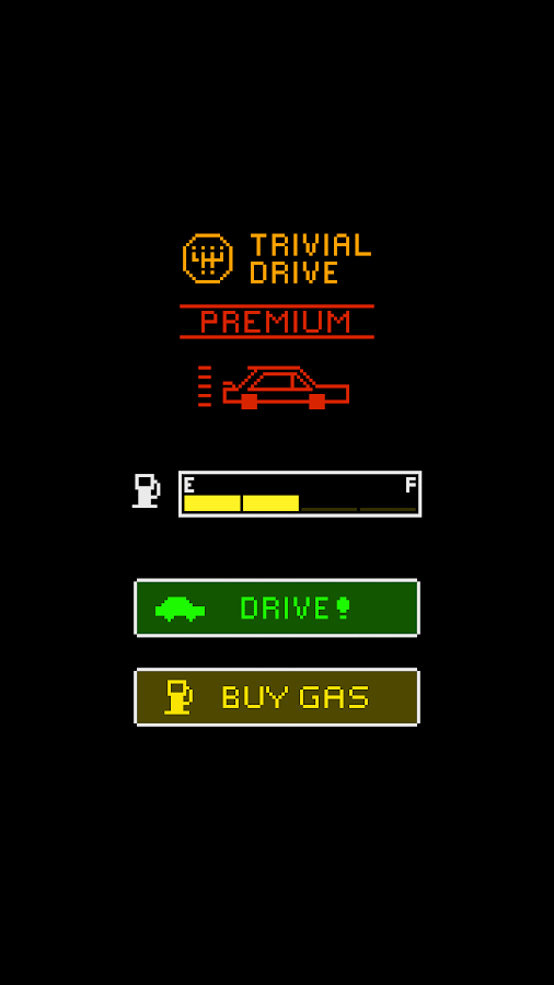 Trivial Drive - screenshot