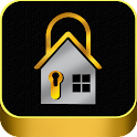 Modern Flat Escape icon