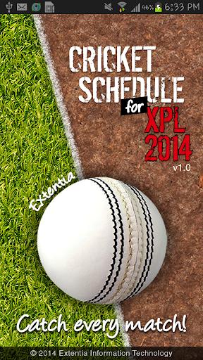 Extentia XPL Cricket