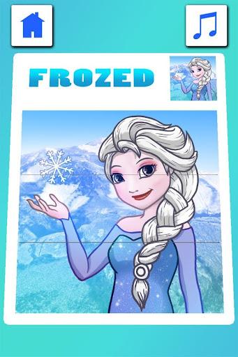 パズル Frozen
