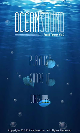 OCEAN SOUND - Sound Therapy