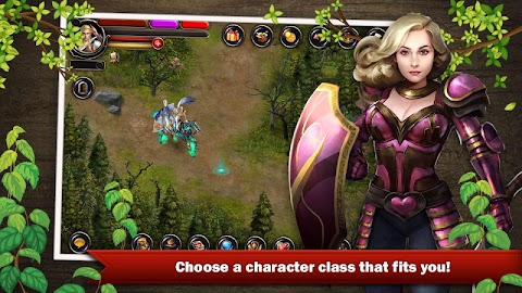 Wartune: Hall of Heroes Screenshot 18