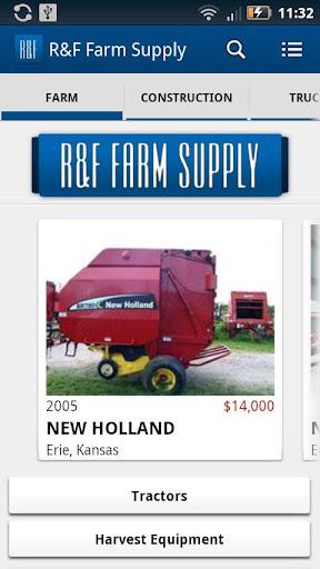 R F Farm Supply