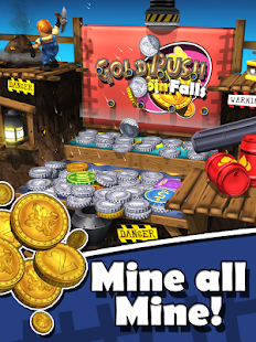 Goldrush Coin Falls- screenshot thumbnail