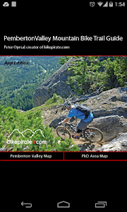 Pemberton Mountain Bike Guide screenshot 0