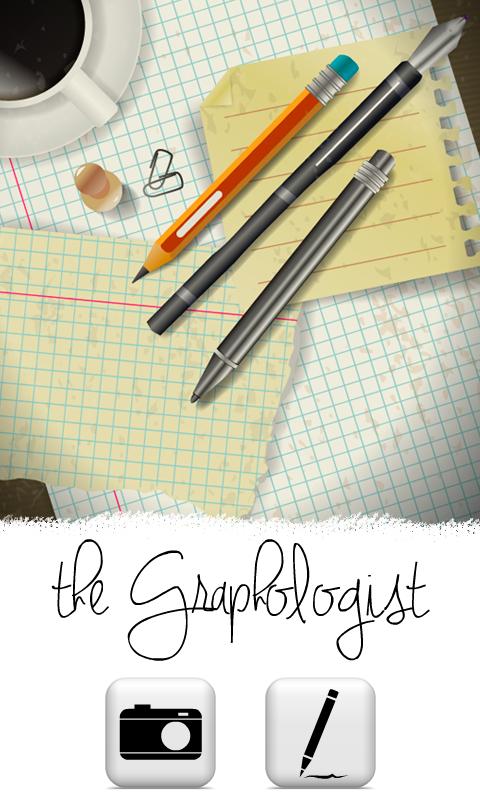 Analyze Handwriting