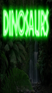 Dinosaur ROARS! - screenshot thumbnail