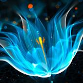 Z2 Neon Live Wallpaper