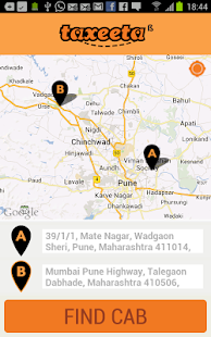 Taxi (Cab) Near Me (Pune)- screenshot thumbnail