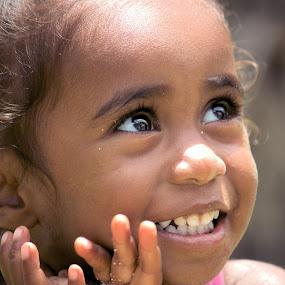 Cheeky by Sue Bensted - Babies & Children Children Candids (  )